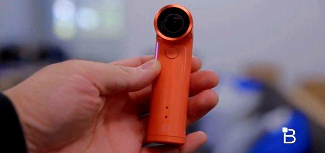 HTC RE Camera video