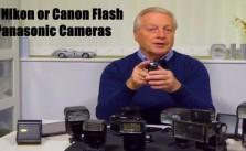 How To Use Nikon Canon Sony Flash Units On Panasonic
