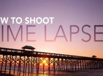 How to Shoot a Time Lapse Video