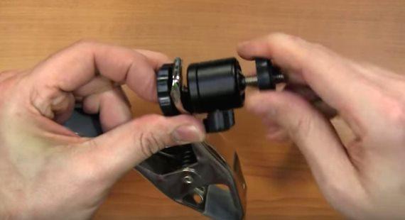 How to add a tripod mount DIY
