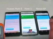 Huawei Mate 8 vs Note 5