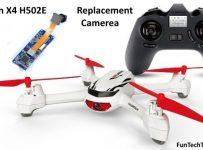 Hubsan X4 H502E replacement HD camera