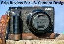 J.B. Camera Designs Pro Grip GX85 80 Review Panasonic