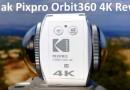 Kodak Pixpro Orbit360 4K Review