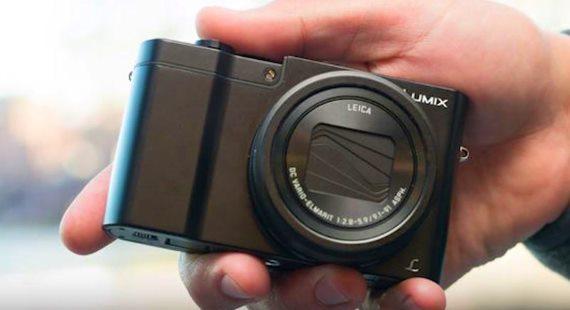 Lumix ZS100 Vs SONY RX100 Mk IV video
