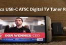 Mygica USB-C ATSC Digital TV Tuner Review