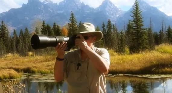 Nikon 200-500mm f5.6 sharp