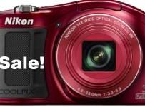Nikon COOLPIX L620 sale
