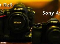 Nikon D4S vs. Sony A7S video