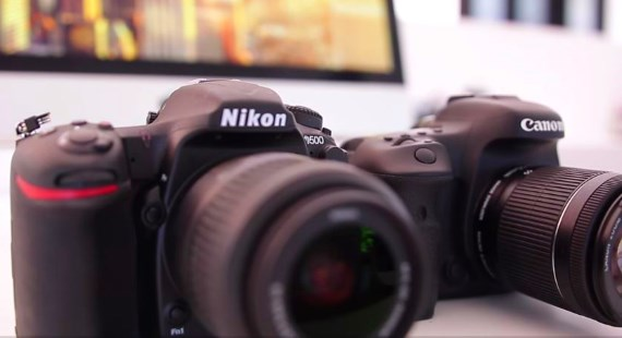 Nikon D500 vs Canon 7D Mark ii review