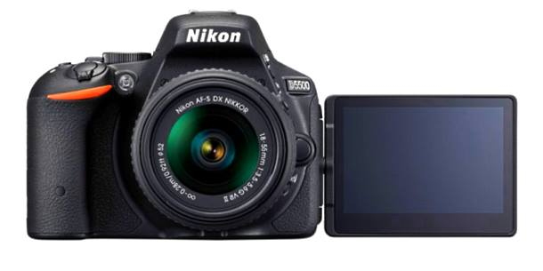 Nikon D5500 Review Preview