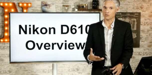 Nikon D610 Tips and Help