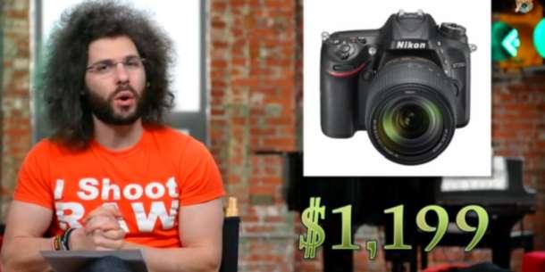 Nikon D7200 Preview video help