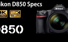 Nikon D850 Leak Specs Info Date
