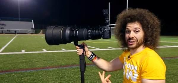 Nikon d750 field test video review
