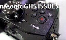 Panasonic GH5 issues