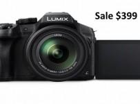 Panasonic Lumix DMC-FZ300K sale deal