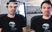 Panasonic S1H vs GH5s focus speed and low light test