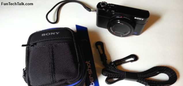 Sony RX 100 m3 best bag