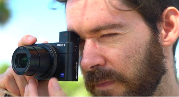 Sony RX100 IV test video