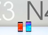 Sony Xperia Z3 and the Samsung Galaxy Note 4