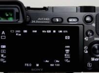 Sony a6000 Flexable spot video
