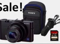 Sony rx100II sale discount