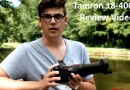 Tamron 18-400mm Lens Review video