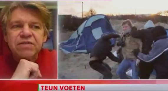 Teun Voeten interview attack