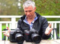 Tony Northrup Canon 1DX Mk II vs Nikon D5