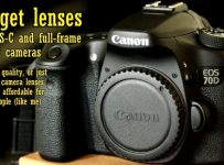 Top Low Budget Camera Lenses for Canon