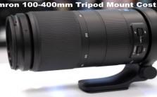 Tripod Mount for Tamron 100-400mm f4.5-6.3 Di VC