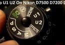 What Does U1 U2 Do On Nikon D7500 D7200 D7100 Cameras