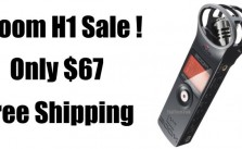 Zoom h1 sale cheap