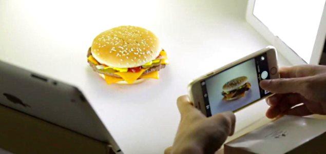 iPhone food photos