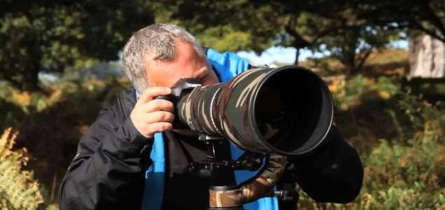 wildlife Canon EOS 7D Mark II